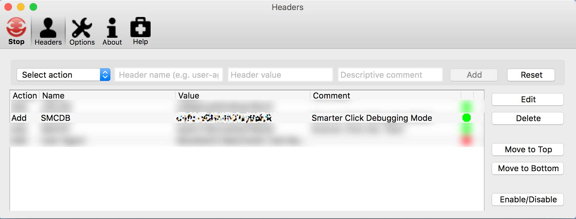 How to add custom headers to your browser | Smarter Click